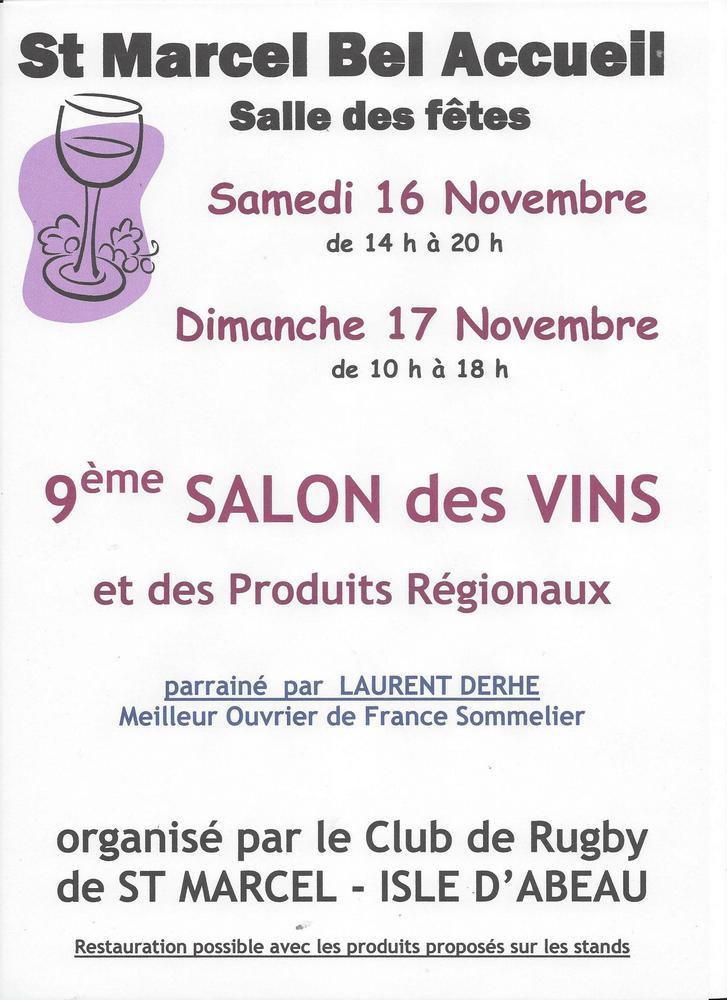 salon vin st marcel 2019